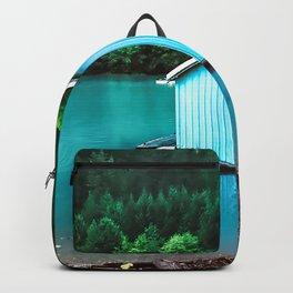 Crystal Waters Backpack