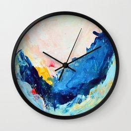 Your Leap of Faith Wall Clock
