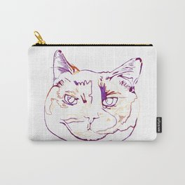 Torti Kitty Carry-All Pouch