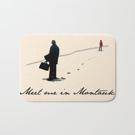 Meet Me In Montauk Bath Mat