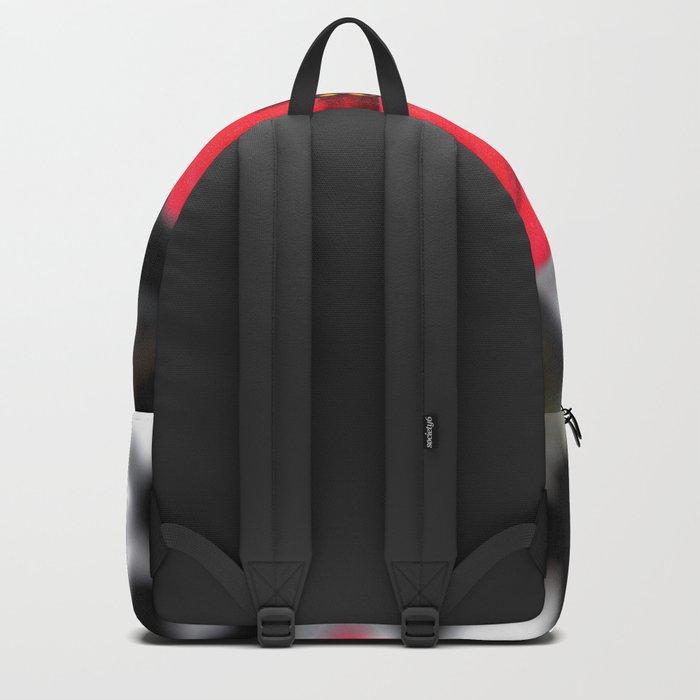 Summer dahlia 3 Backpack