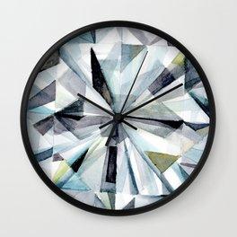 Precious Gems Wall Clock
