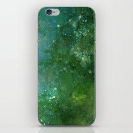 Emeralds iPhone Skin