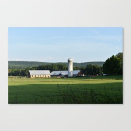 Sussex County NJ Canvas Print