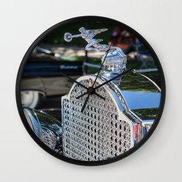 Packard Grill Wall Clock