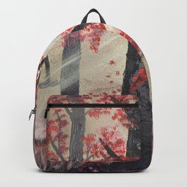Chasing the light - Into the Forest Backpack