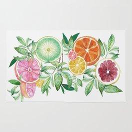 Citrus Fruit Rug