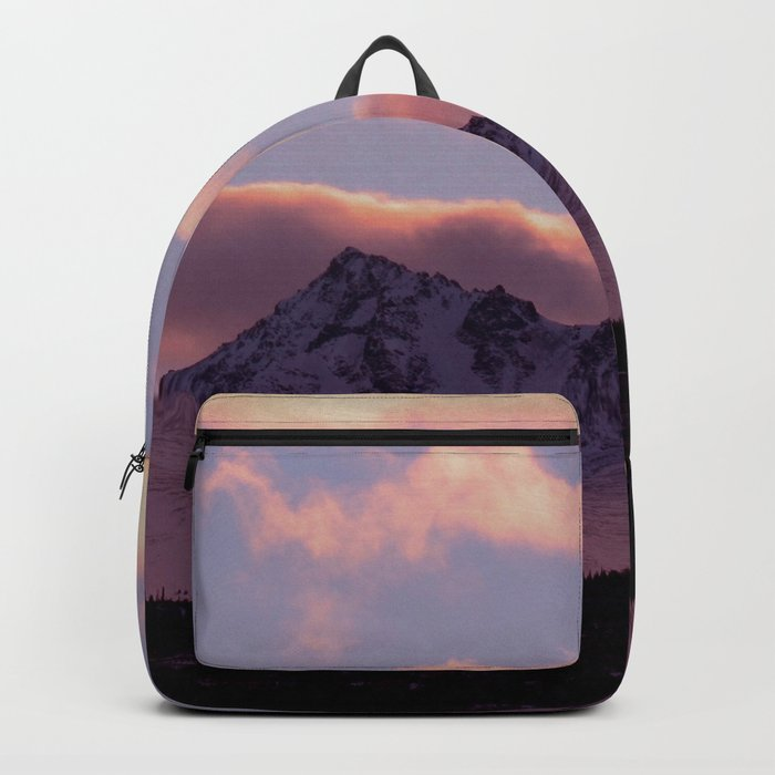 Rose Serenity Sunrise Backpack