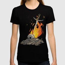 A Distinguished Fire T-shirt