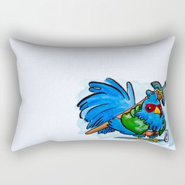 Cojiro of Time Rectangular Pillow