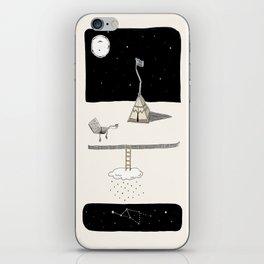 Free Land iPhone Skin