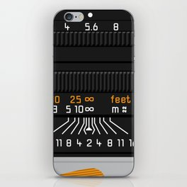 Leica 50mm iPhone Skin