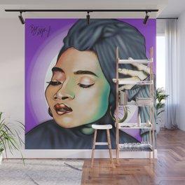 Yuna Wall Mural