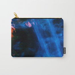 Blue Joy Carry-All Pouch