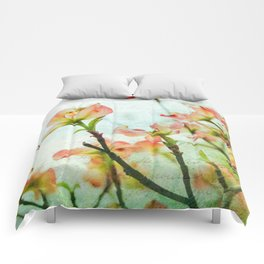 Thoughts of Spring Comforters