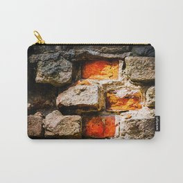 Bricks And Mortar Carry-All Pouch
