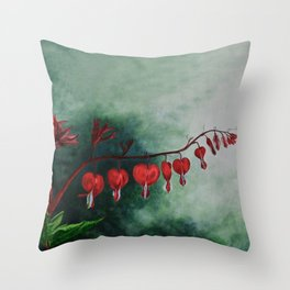 Every Heart Leads to Heaven by Teresa Thompson Throw Pillow