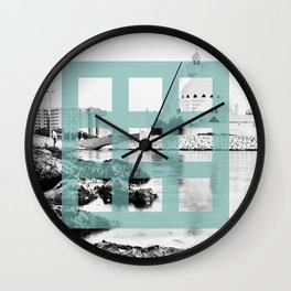 Khobar Wall Clock