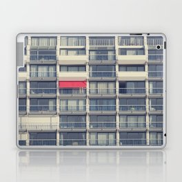 Red Awning Laptop & iPad Skin