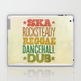 Shades of Reggae Laptop & iPad Skin