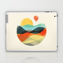 Let the world be your guide Laptop & iPad Skin