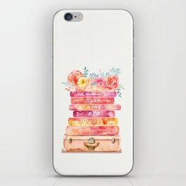 Read More Big Books iPhone Skin