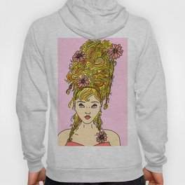 Flower Girl II Hoody