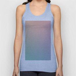 HOLOGRAPHIC - Minimal Plain Soft Mood Color Blend Prints Unisex Tank Top