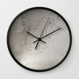 Monday 10th February 2014 (9) Wall Clock