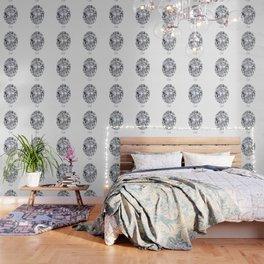 Oval Wallpaper