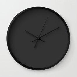 Mine Shaft Colour Wall Clock