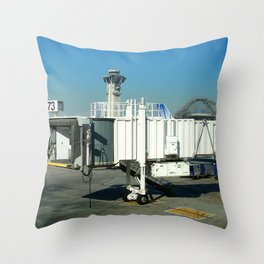 Jetway Seventy-Three Throw Pillow