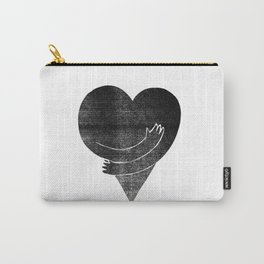 Illustrations / Love Carry-All Pouch