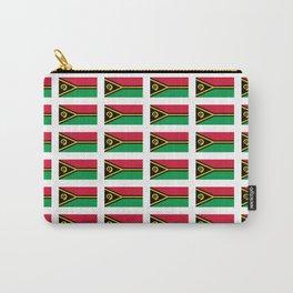 Flag of vanuatu -vanuatu,Ni-Vanuatu,Vanuatais,Vanuatuan,port vila. Carry-All Pouch