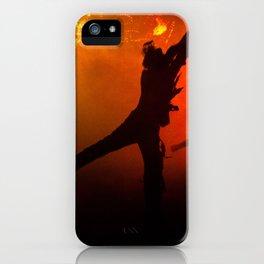 Fire Dance iPhone Case