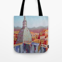 Memory of Turin Tote Bag