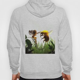Faerie and Bee Hoody