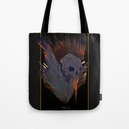 Skull (Thanatos) Tote Bag