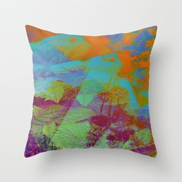 Soul search 2 Throw Pillow