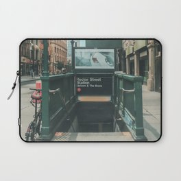 New York City Subway 2 Laptop Sleeve