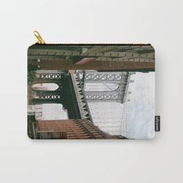 Bridge views from Brooklyn Carry-All Pouch