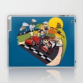 Super Fighting Kart Laptop & iPad Skin