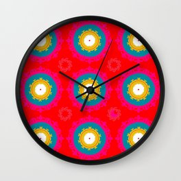 Oriental live! Wall Clock