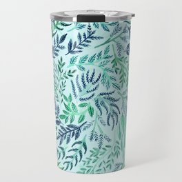 Wild Scattered Branches Travel Mug