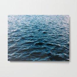 Like Water In Lungs Metal Print
