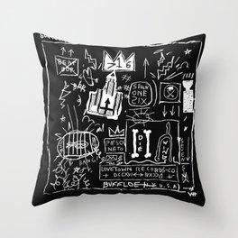 NETO BFLO Throw Pillow