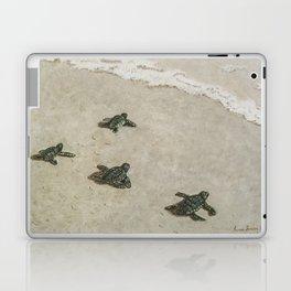The Journey Begins by Teresa Thompson Laptop & iPad Skin