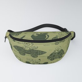 Critter Cars Fanny Pack