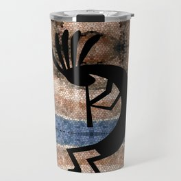 Kokopelli Southwest Desert Travel Mug
