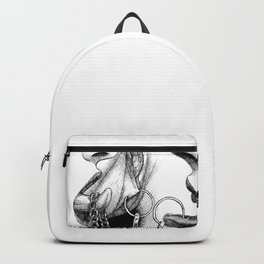 asc 479 - Le ménage à trois (Until death do us part) Backpack
